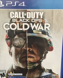 PS4 Cold War for Sale in Compton,  CA