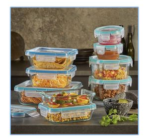 Pyrex Glass Food Storage Set for Sale in Boston, MA