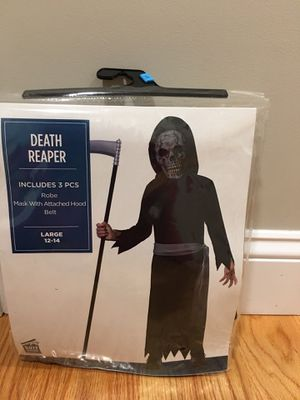 Halloween Costume - Death Reaper for Sale in Woburn, MA