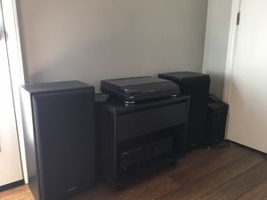 Turntable Stereo System for Sale in Durham, NC