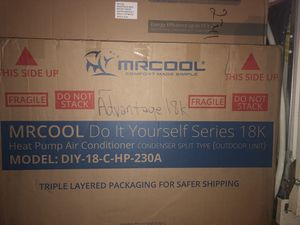 MRCOOL Heat Pump Air Conditioner (BRAND NEW) for Sale in Silver Spring, MD