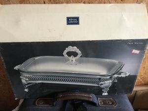 Royal limited food warmer new in box (opened) for Sale in Elkton, VA