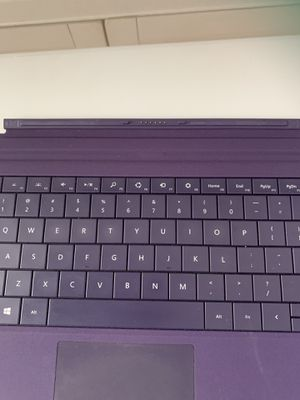 Surface pro key pad purple for Sale in FL, US