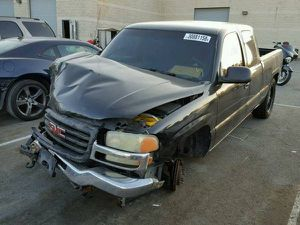 2004 GMC Sierra - parts for Sale in Norco, CA