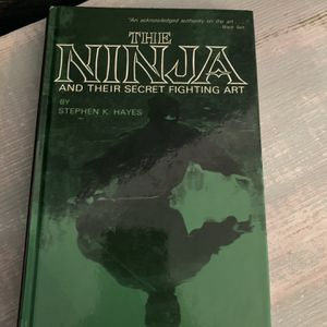 The Ninja Fighting Art Book for Sale in Elma, WA