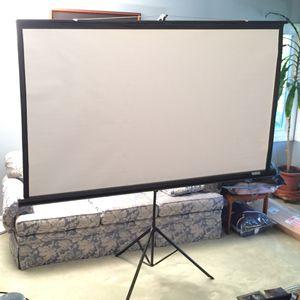 Elite Projection Screen for Sale in Oakland, NJ
