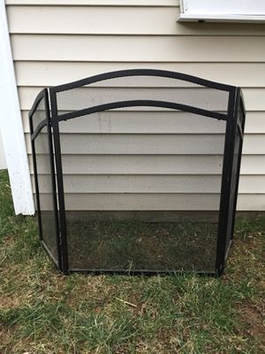 Fireplace screen for Sale in McLean, VA