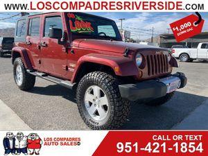 2008 Jeep Wrangler for Sale in Riverside, CA