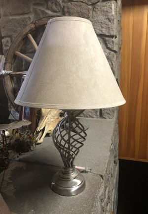 Pair of lamps for Sale in Milwaukie, OR