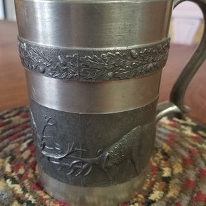 Pewter By Mulligan Stag Mug for Sale in Yucca Valley, CA