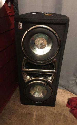 Large subwoofer SPX audio for Sale in Washington, DC