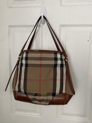 Burberry Canterbury tote bag for Sale in Corona, CA