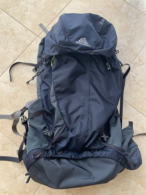 Gregory Baltoro 65 Liter Size L Hiking Backpack for Sale in Riviera Beach, FL