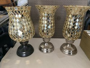 Candle holders for Sale in Lake Elsinore, CA