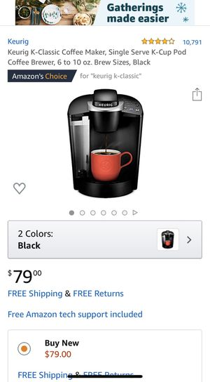 Keurig k-classic for Sale in South Gate, CA