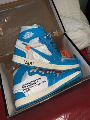 Off white Jordan 1 unc for Sale in Davie, FL