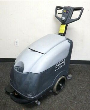 Advance Sc400 17B Electric & Battery Powered Walk Behind Floor Scrubber $1800 Equipped with built in recharger for Sale in HUNTINGTN BCH, CA