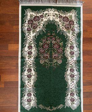 Turkish prayer rug/mat. Good islamic gift for muslims for Sale in Kent, WA