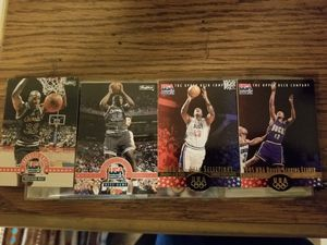 Basket ball and baseball cards negotiable for Sale in Flint, TX