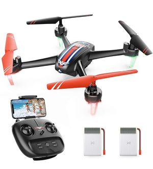 SNAPTAIN SP660 FPV RC drone with camera, 720P HD WiFi live video quadcopter with long flight time, voice control, gesture control, application suppor for Sale in Jersey City, NJ