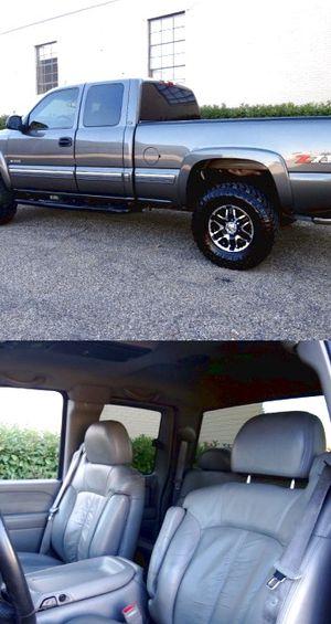 2001 Chevrolet Silverado for Sale in Somerset, PA