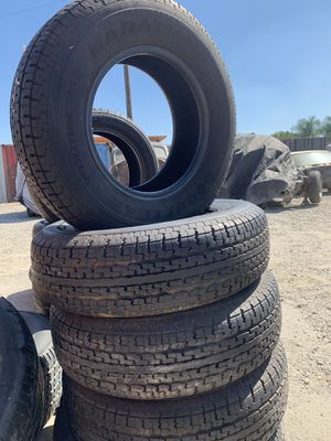 205-75-14 trailer tires 20 each for Sale in Rancho Cucamonga, CA