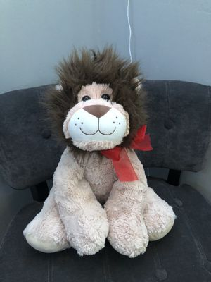 Jungle Plush Lion stuffed bear for Sale in National City, CA