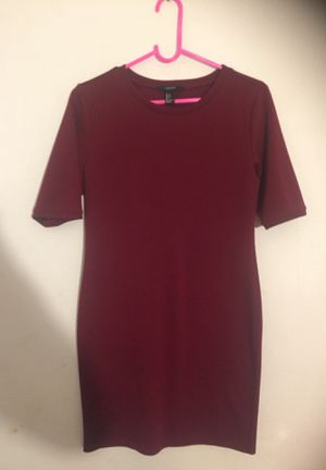 Forever 21 Curvy Body Dress Size Large for Sale in Hemet, CA
