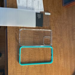 iPhone 12/12 Pro Case & Glass Screen Protector for Sale in Watsontown,  PA