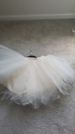 Small Adult Sized Tutu with tulle for Sale in Portsmouth, VA