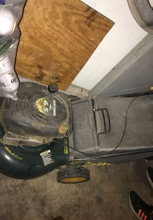 Craftsman lawn mower for Sale in Fontana, CA