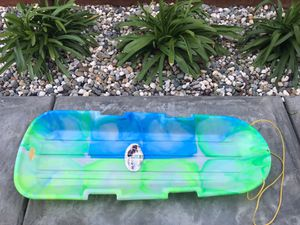 Snow sled with good condition for Sale in Brentwood, CA