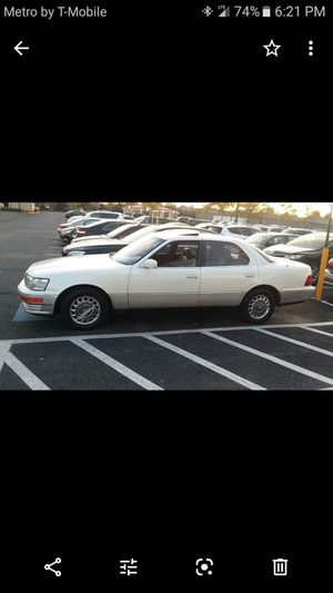Lexus LS400 for Sale in Silver Spring, MD