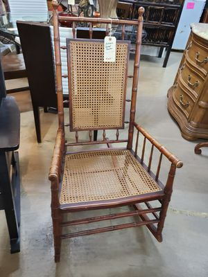 Rocking Chair Antique 🌈 Another Time Around Furniture 2811 E. Bell Rd for Sale in Phoenix, AZ