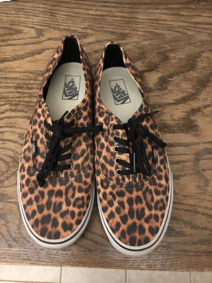 Cheetah Print Vans for Sale in Orangevale, CA