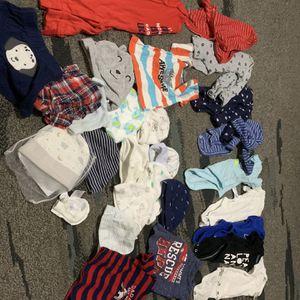 Newborn Clothes 15 Pieces for Sale in Monrovia, CA