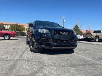 2015 Audi Q7 for Sale in Las Vegas,  NV