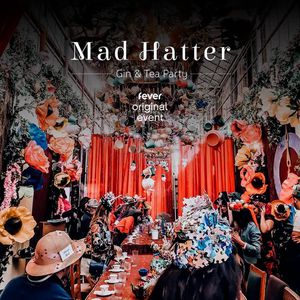 Mad Hatter Gin & Tea Party Tickets (4) - 10/31 @6pm Halloween night for Sale in Chicago, IL