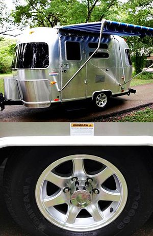 Perfect condition $1000 firm.Airstream Ocean Breeze for Sale in Rancho Cucamonga, CA