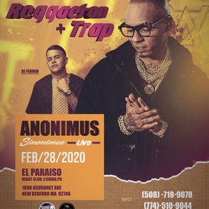 Reggaeton x Trap concert con Anonimus y DJ Fermin for Sale in Providence, RI
