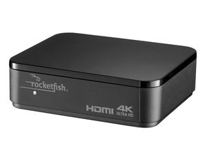 Rocketfish™ - 2-Output HDMI Splitter with 4K and HDR Pass-Through - Black for Sale in Texas City, TX