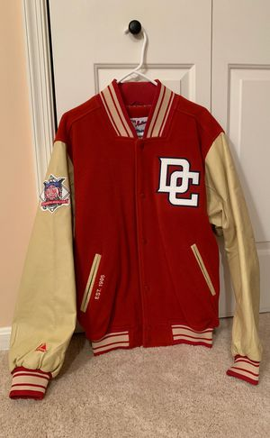 Washington Nationals MLB Varsity Baseball Men's Sports Jacket for Sale in Purcellville, VA