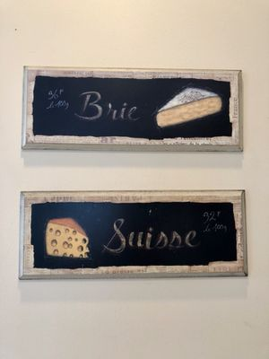 Vintage Cheese Signs for Sale in St. Louis, MO