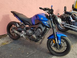 2016 Fz09 Yamaha for Sale in North Lauderdale, FL