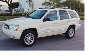 Low Price 2004 Jeep Grand Cherokee AWDWheels for Sale in Fresno, CA