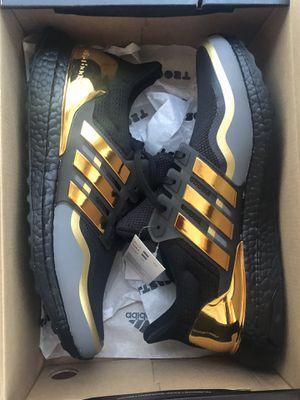 "Adidas Ultra Boost ""Black Gold"" for Sale in Auburn, WA"