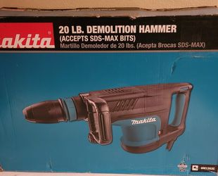 Makita 20Lb Demolition Hammer for Sale in Downey,  CA