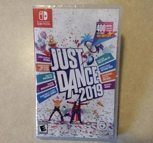 Just Dance 2019 - Nintendo Switch (Brand New) for Sale in Tampa, FL
