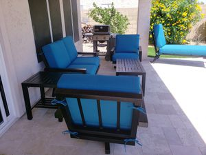 Outdoor patio furniture for Sale in Scottsdale, AZ