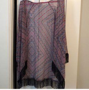 Fringe Kimono for Sale in Stratford, CT